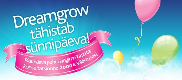 dreamgrow sotsiaalne meedia
