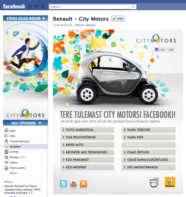 Renault - City Motors