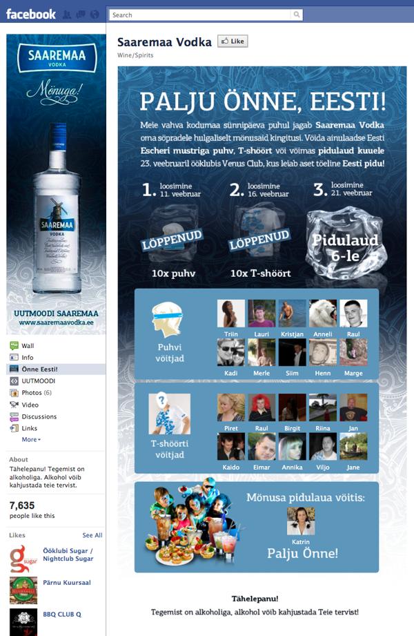 Saaremaa Vodka