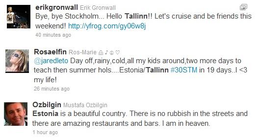 tallinn tourism tweets