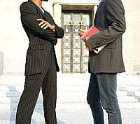 2 meest seisavad - turundusanekdoot