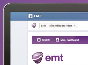EMT Facebooki rakendus
