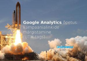 google analytics kampaanialinkide märgistamine