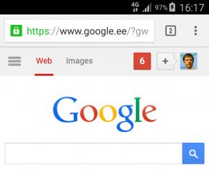 google otsing mobiilis