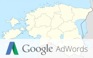 google adwords eesti sihtimine