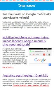internetiturunduse uudised ja trendid