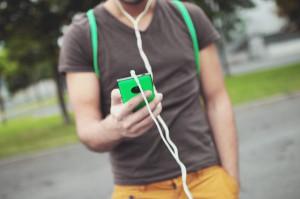 tasuta pildipank inimene mobiiliga