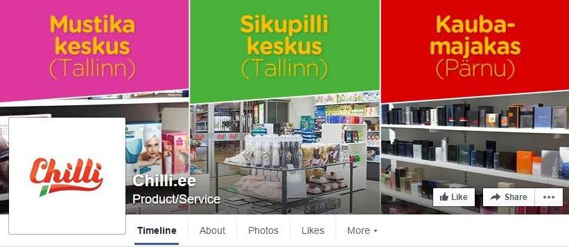 Chilli-Facebook