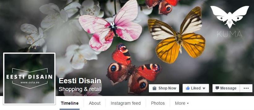 EestiDisain-Facebook
