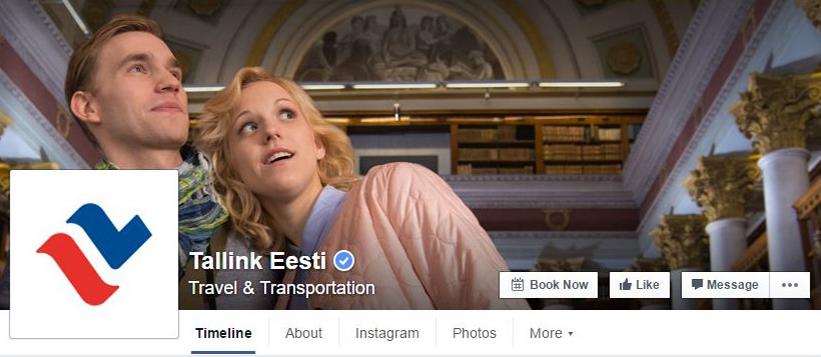 Tallink-Facebook