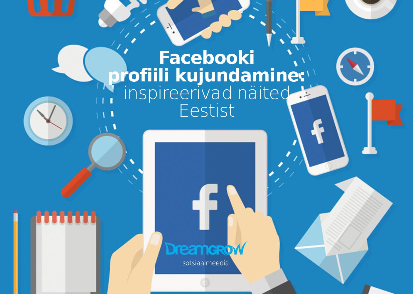 facebooki-profiili-kujundamine
