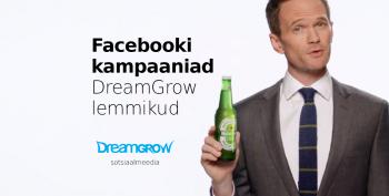 facebook kampaaniad dreamgrow