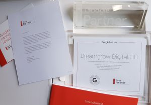 dreamgrow google adwords premier partner
