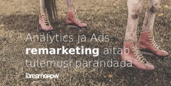 google analytics ads remarketing
