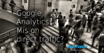 google analytics mis on direct traffic