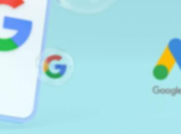 google ads koolitus cover blur