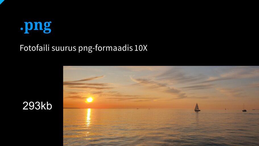 fotode optimeerimine png